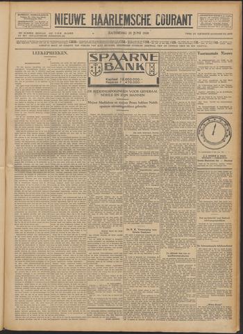 Nieuwe Haarlemsche Courant 1928-06-23