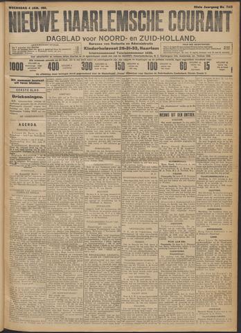 Nieuwe Haarlemsche Courant 1911-01-04