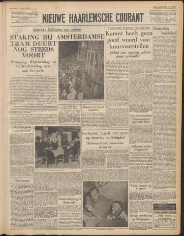 Nieuwe Haarlemsche Courant 1955-04-01