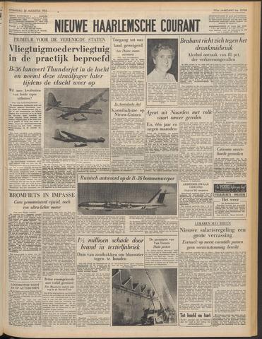 Nieuwe Haarlemsche Courant 1953-08-26