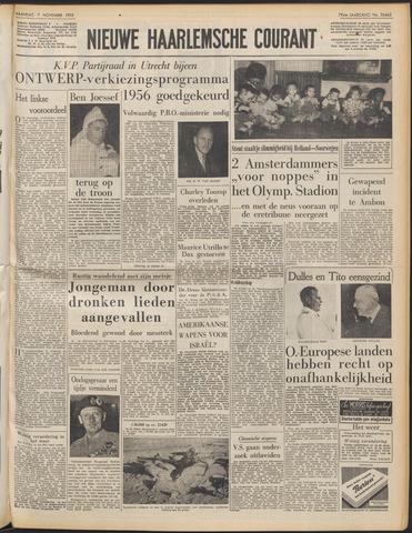 Nieuwe Haarlemsche Courant 1955-11-07