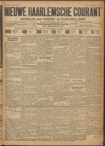 Nieuwe Haarlemsche Courant 1908-07-03