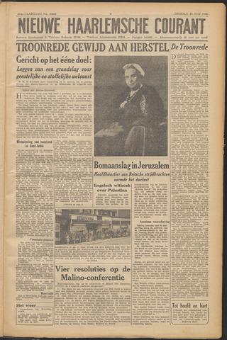 Nieuwe Haarlemsche Courant 1946-07-23