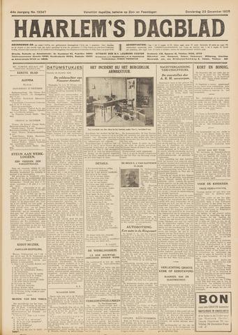 Haarlem's Dagblad 1926-12-23