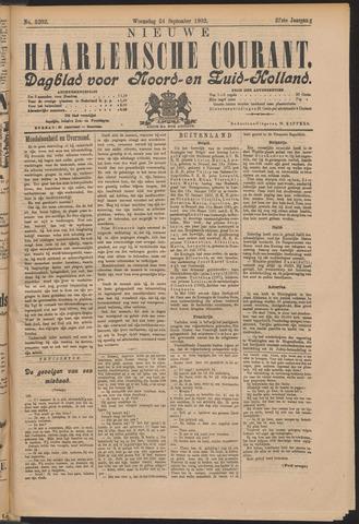Nieuwe Haarlemsche Courant 1902-09-24