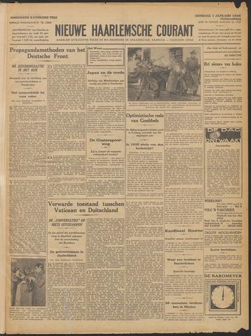 Nieuwe Haarlemsche Courant 1935