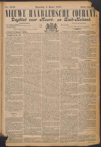 Nieuwe Haarlemsche Courant 1899-03-06