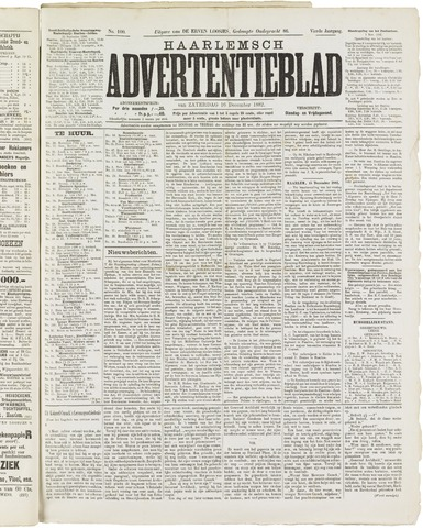 Haarlemsch Advertentieblad 1882-12-16