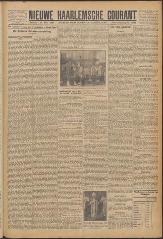 Nieuwe Haarlemsche Courant 1924-05-20