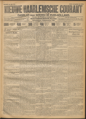 Nieuwe Haarlemsche Courant 1914-05-22