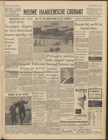 Nieuwe Haarlemsche Courant 1964-03-23