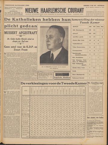 Nieuwe Haarlemsche Courant 1937-05-27