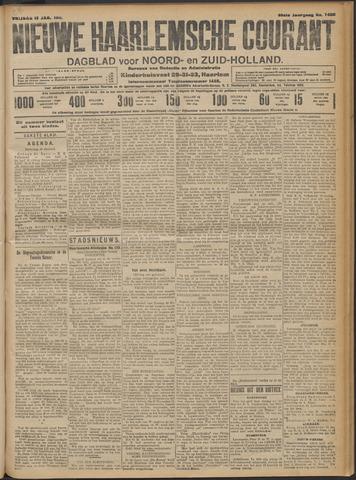 Nieuwe Haarlemsche Courant 1911-01-13