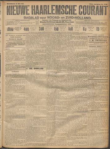 Nieuwe Haarlemsche Courant 1915-05-12