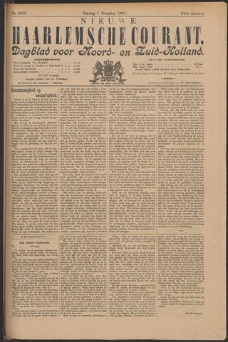 Nieuwe Haarlemsche Courant 1897-12-07