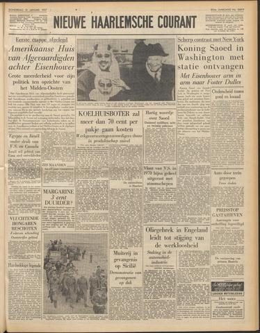 Nieuwe Haarlemsche Courant 1957-01-31