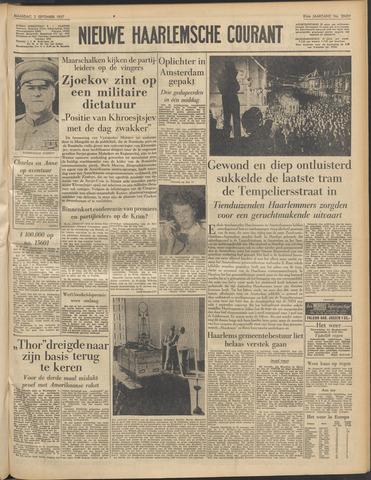 Nieuwe Haarlemsche Courant 1957-09-02