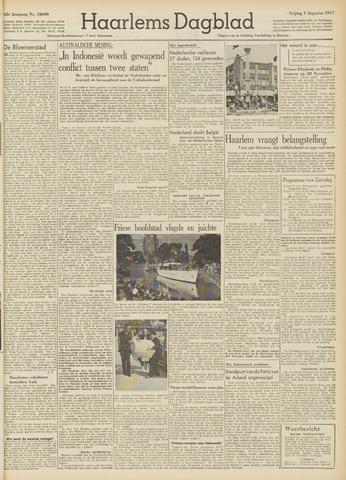 Haarlem's Dagblad 1947-08-01