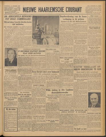 Nieuwe Haarlemsche Courant 1949-12-14