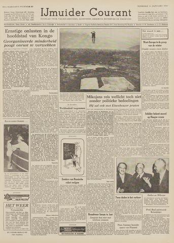IJmuider Courant 1959-01-06