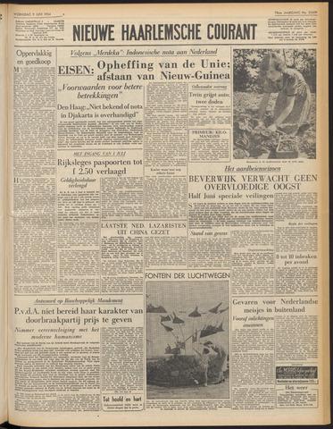 Nieuwe Haarlemsche Courant 1954-06-09