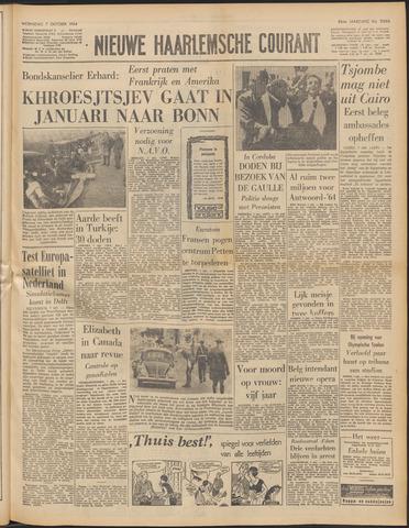Nieuwe Haarlemsche Courant 1964-10-07
