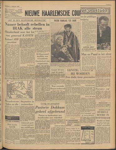 Nieuwe Haarlemsche Courant 1963-02-09