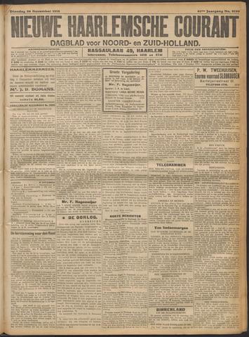 Nieuwe Haarlemsche Courant 1916-11-28