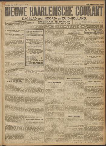 Nieuwe Haarlemsche Courant 1916-11-16