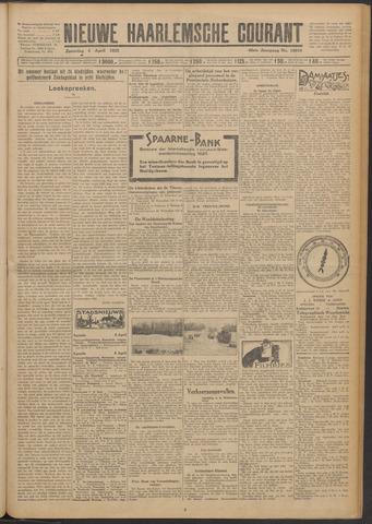 Nieuwe Haarlemsche Courant 1925-04-04