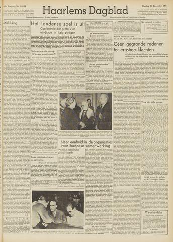 Haarlem's Dagblad 1947-12-16
