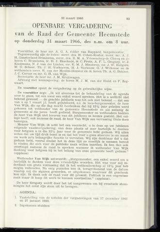 Raadsnotulen Heemstede 1967-03-31