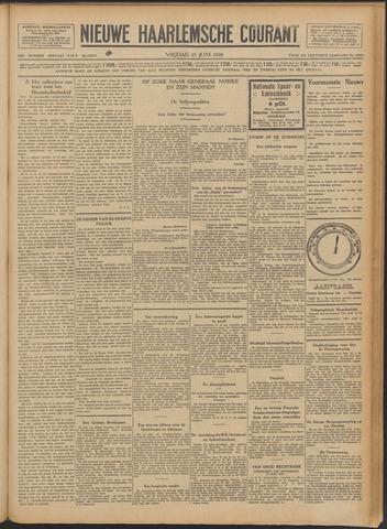 Nieuwe Haarlemsche Courant 1928-06-15