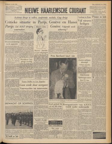 Nieuwe Haarlemsche Courant 1954-06-12