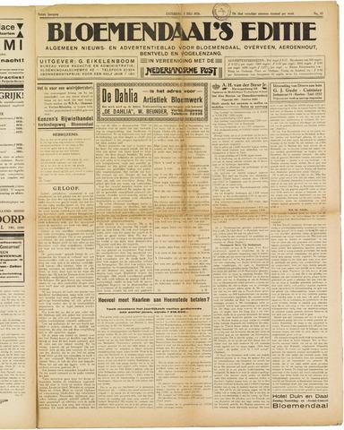 Bloemendaal's Editie 1926-07-03