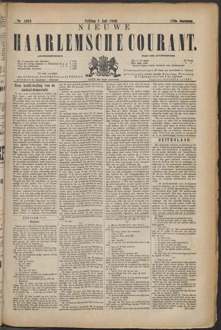 Nieuwe Haarlemsche Courant 1892-07-01