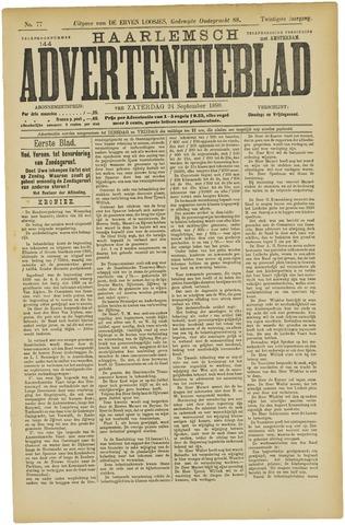 Haarlemsch Advertentieblad 1898-09-24