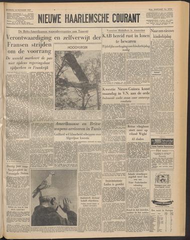 Nieuwe Haarlemsche Courant 1957-11-16