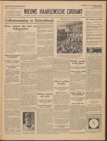 Nieuwe Haarlemsche Courant 1934-08-03