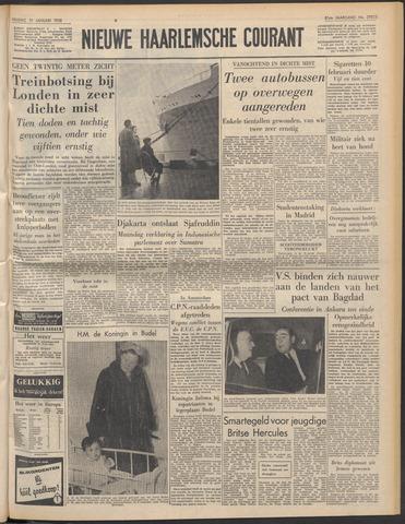 Nieuwe Haarlemsche Courant 1958-01-31