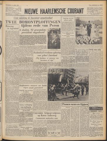 Nieuwe Haarlemsche Courant 1953-04-16