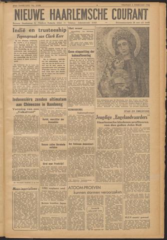 Nieuwe Haarlemsche Courant 1946-02-01