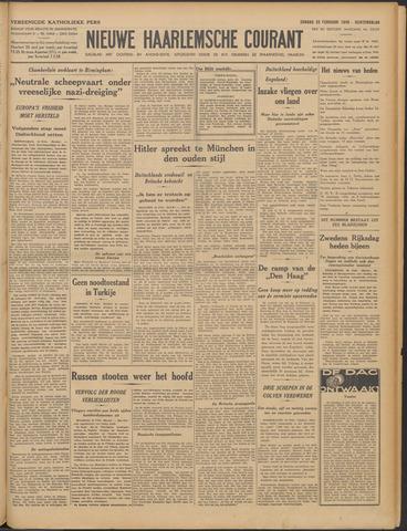 Nieuwe Haarlemsche Courant 1940-02-25