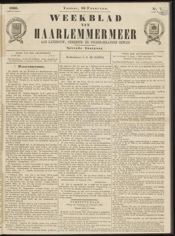 Weekblad van Haarlemmermeer 1866-02-16