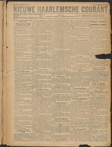 Nieuwe Haarlemsche Courant 1920-10-01