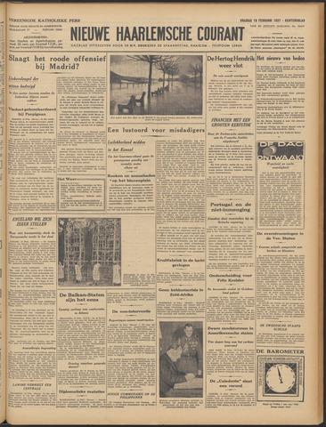 Nieuwe Haarlemsche Courant 1937-02-19