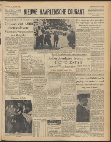 Nieuwe Haarlemsche Courant 1960-10-17