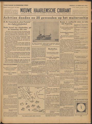 Nieuwe Haarlemsche Courant 1933-02-10