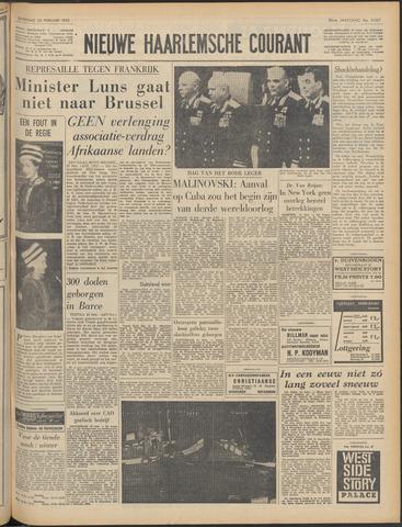 Nieuwe Haarlemsche Courant 1963-02-23