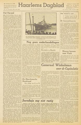 Haarlem's Dagblad 1945-10-30